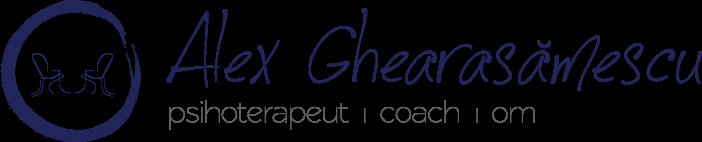 Alex Ghearasămescu – Psihoterapeut
